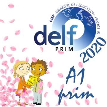 Atelier de préparation DELF A1 prim デルフA1プリム対策アトリエの画像